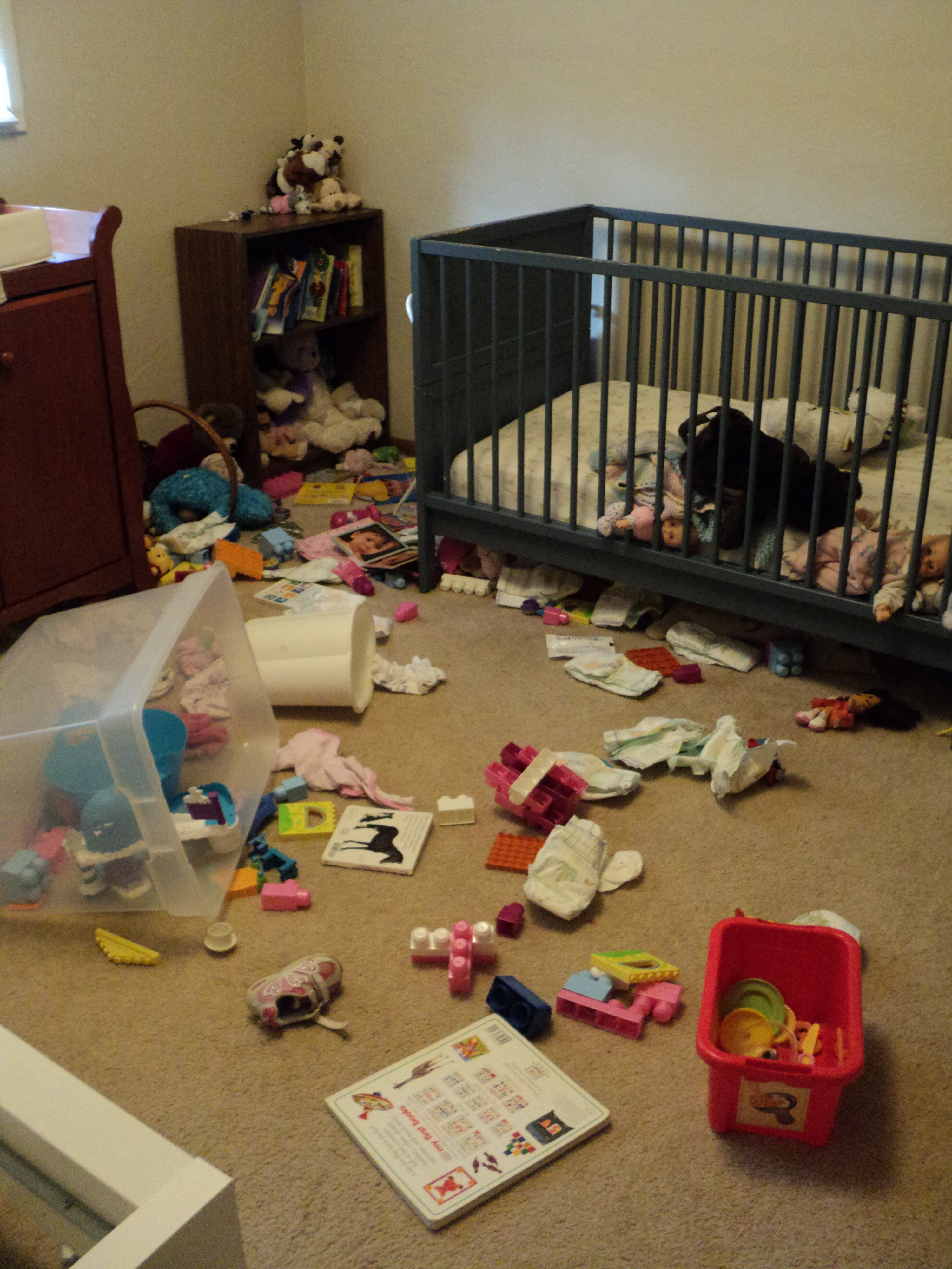 Anxiety: When a Messy House Is the Cause – Everyday Mom