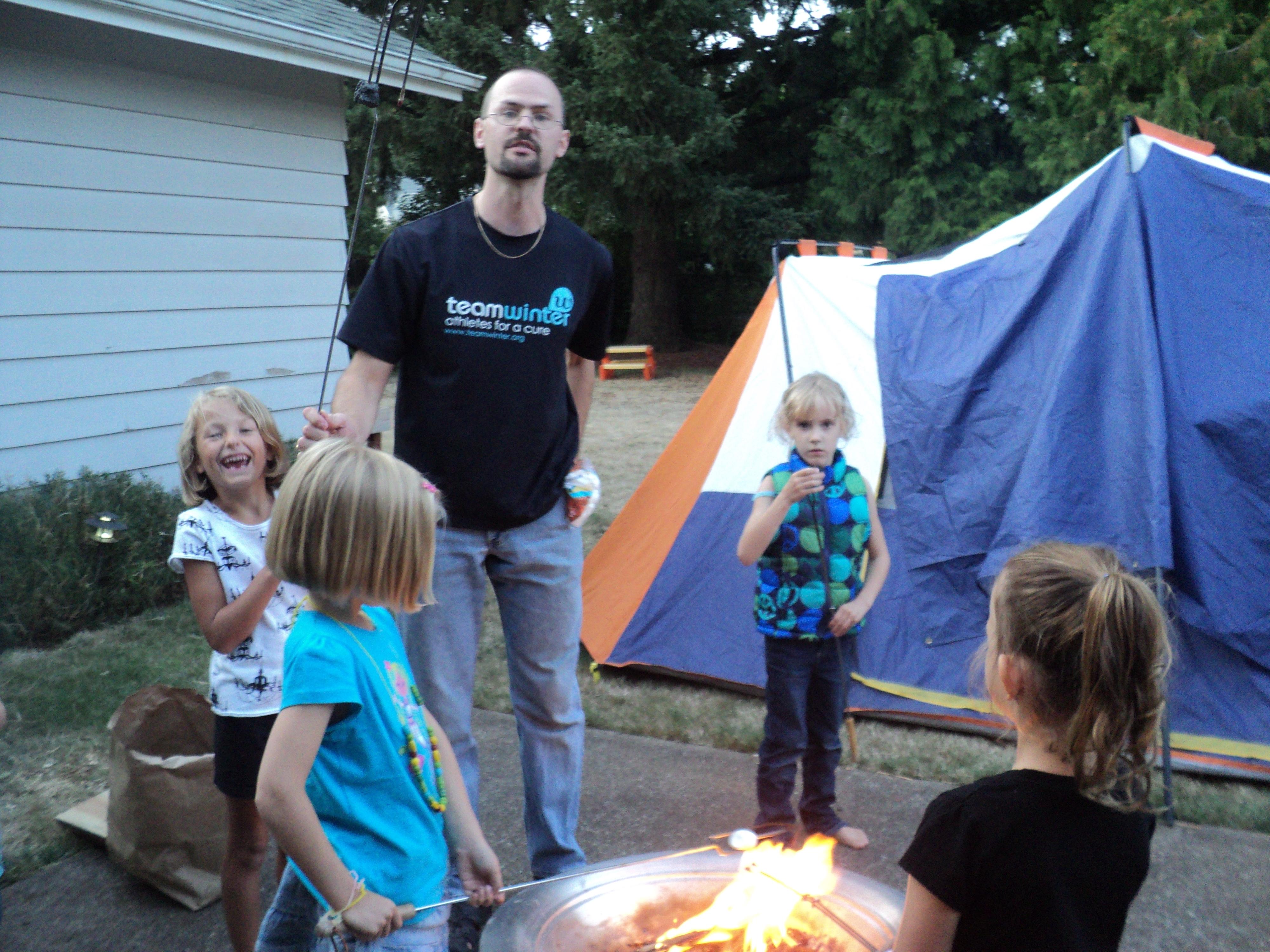 kid u0027s birthday parties u2014 a camping party u2013 everyday mom